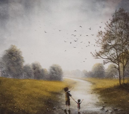 Danny Abrahams - CHERISHED MOMENTS   SOLD