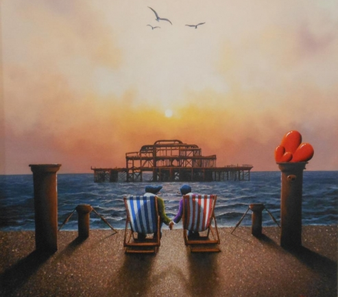 David Renshaw - FROM BRIGHTON WITH LOVE 2